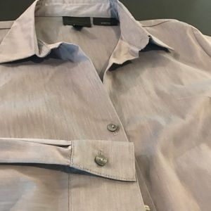 Worthington Tops - Blue/grey Worthington button up